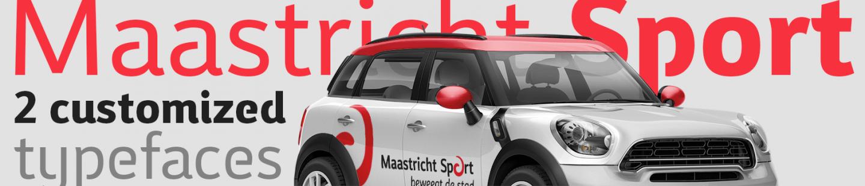 CFF Maastricht Sport typeface