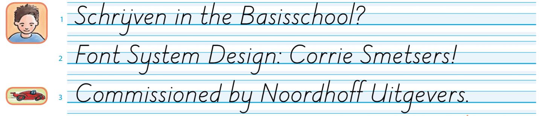 CFF SidB typeface